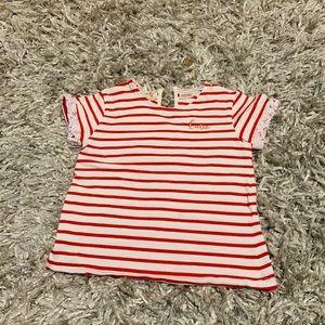 Zara 2-3 year girl's top shirt summer